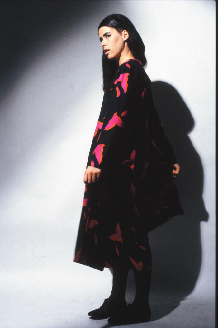 """Paloma""- dress for Marimekko. (-91)"