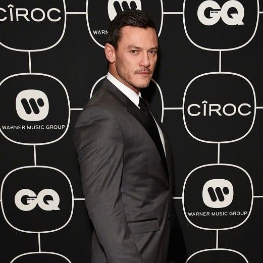 """82 Likes, 4 Comments - @luke3vans6779 on Instagram: """"#LukeEvans attends the Brits Awards 2018 After Party hosted by Warner Music Group, Ciroc and…"""""""
