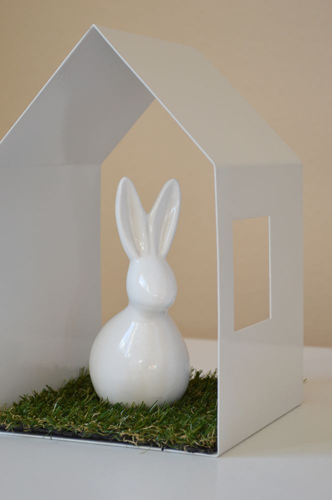 húsvét, nyuszi, műfű, easter, bunny, faux grass