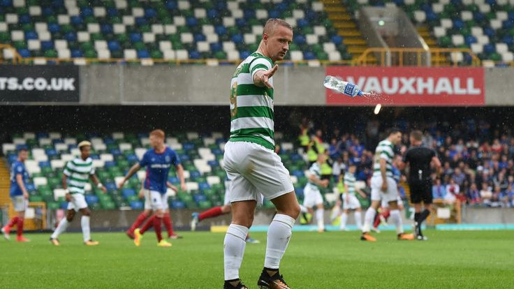 Celtics defeated Linfield, 2-zero, in a Champions League qualifying match on Friday. In the course of the second half Celtic participant Leigh Griffiths was making an attempt to take a nook kick, however was held up when followers began throwing cash and bottles at him. Because of this delay,...