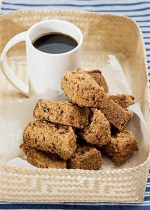 Coffee & Rusks. BelAfrique - Your Personal Travel Planner - www.belafrique.com