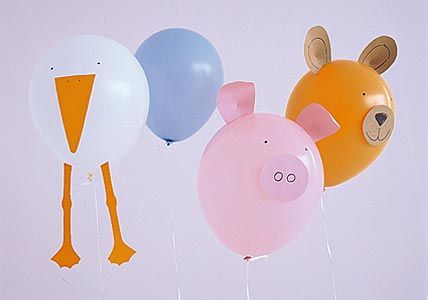 17 best images about cumple on pinterest mesas jungle animals and manualidades - Wandtattoo ballon ...