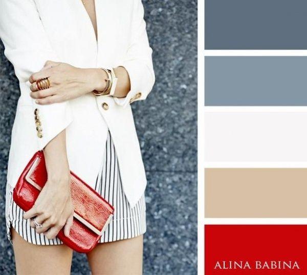ideales de colores para tu ropa