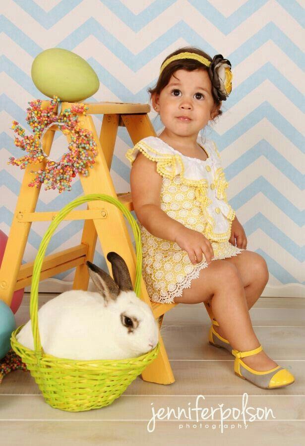Easter Mini Session ideas