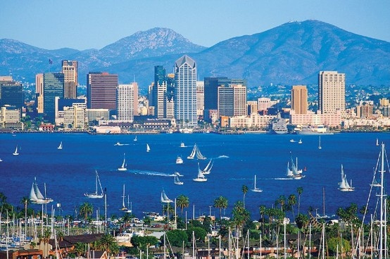 My home town-San Diego, CA