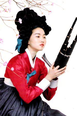 Hanbok, Vogue Korea