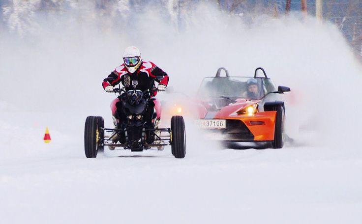 KTM X-BOW GT vs. Power-Quad EXEET - GRIP - Folge 307 - RTL2