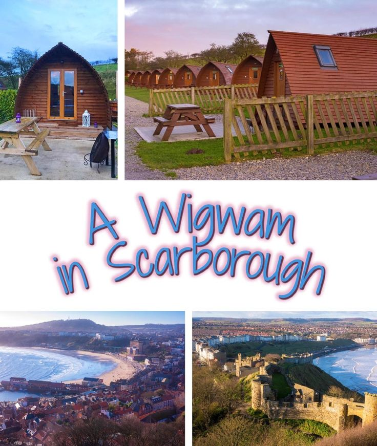 A Wigwam in Scarborough title collage