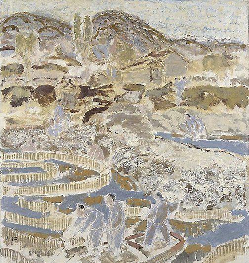 Ian Fairweather: Fish traps, Peking (1935)