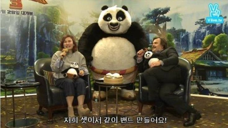 Which Korean stars does Jack Black want to form a band with? | http://www.allkpop.com/article/2016/01/which-korean-stars-does-jack-black-want-to-form-a-band-with