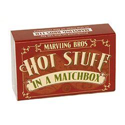 Hot Stuff in a Matchbox