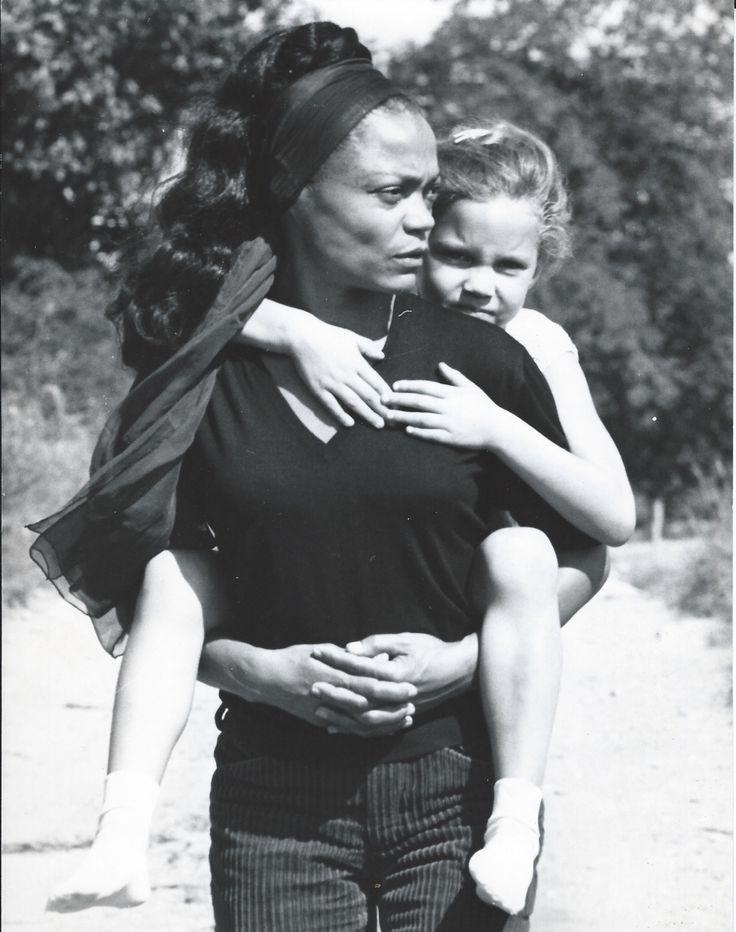 Kitt Shapiro & her mother  Eartha Kitt