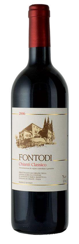 "#CosimoCommisso's another favorite #wine 2012 Fontodi ""#VignadelSorbo"""