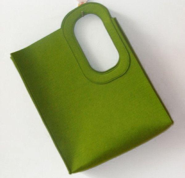'Osampo' Eco-friendly Wool Felt Bag – outletsy