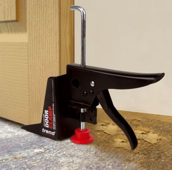 Trend Door Clamp Ratchet Type. #D/CLAMP/A