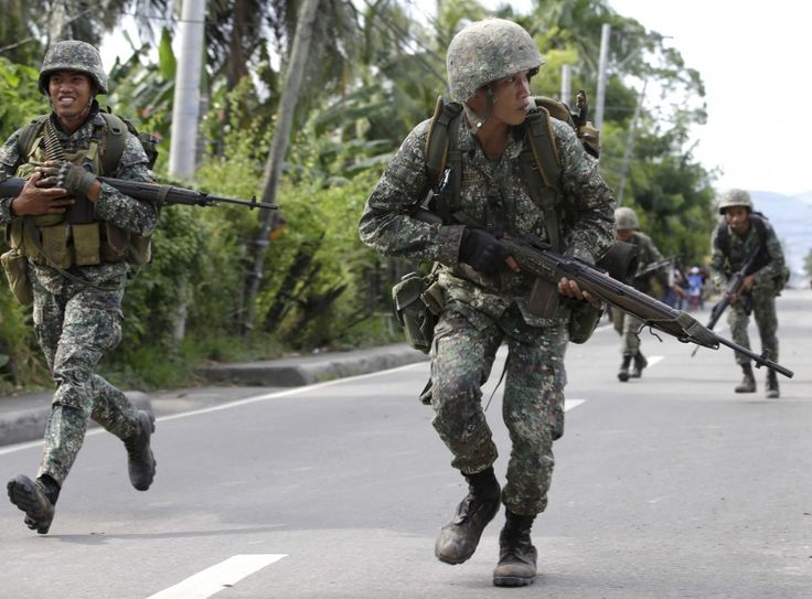 Philippine Army: 10 Dead in Clashes with Islamic Militants