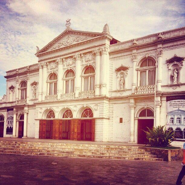 Teatro Municipal de Iquique.