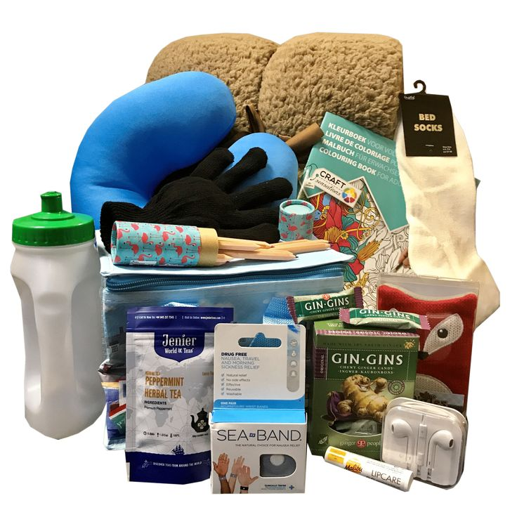 The Comfort For Chemotherapy Gift Hamper For Adults