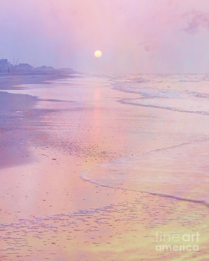 Beach Sunrise Photograph  - Beach Sunrise Fine Art Print