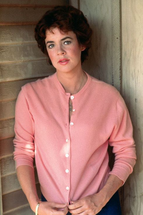 """Stockard Channing as Rizzo 