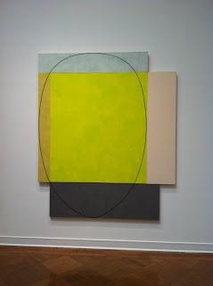 #Art Robert Mangold, Five Color Frame Painting http://decdesignecasa.blogspot.it