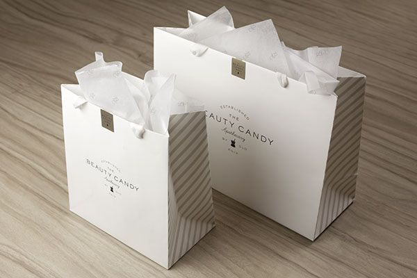 Beauty Candy by Bravo Company, via Behance