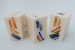 Embedded soaps inspired by Dean Wilson