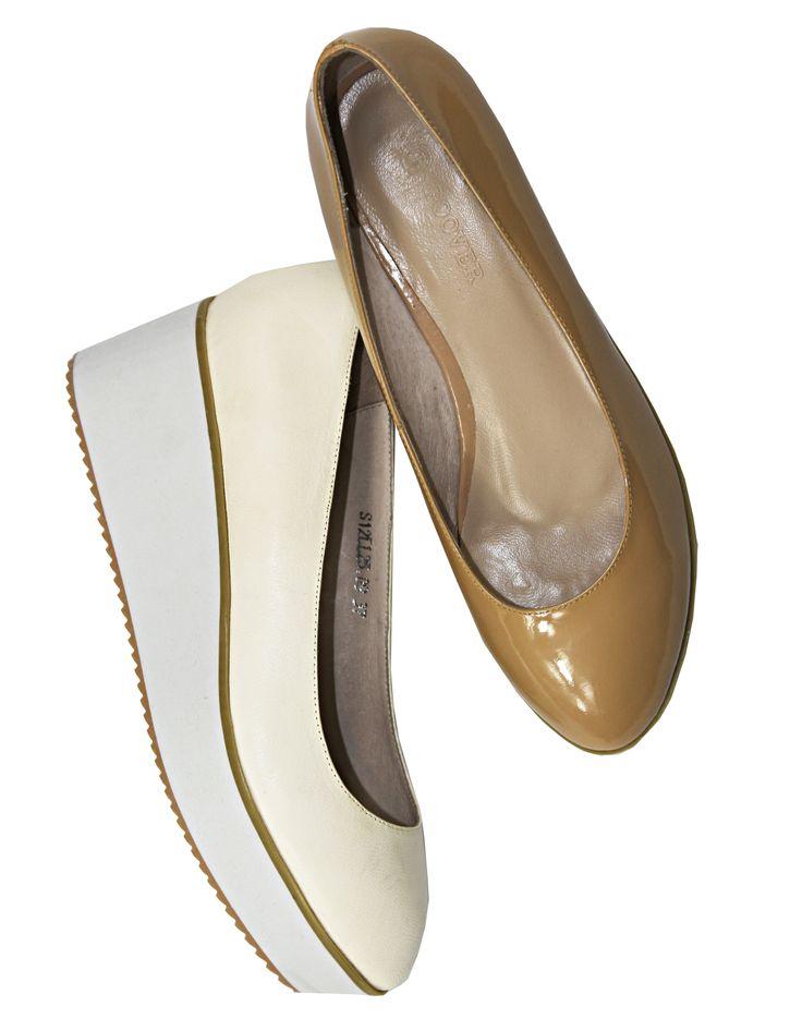 Туфли женские Goover - GS12LL25. Goover - сеть магазинов женской и мужской обуви, а также сумок и аксессуаров - goover-fashion.com
