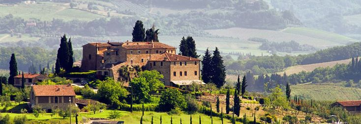 Wedding location in Tuscany for romantic destination weddings in Italy