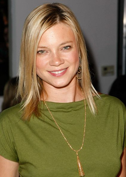 Amy Smart Photos: Viridis Luxe - MBFW Spring 09 - Front Row