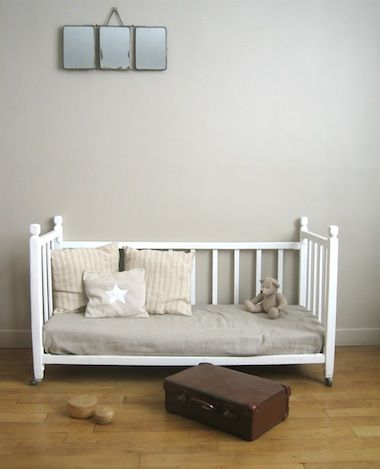 14 Best Recycled Cribs Images On Pinterest Salvaged