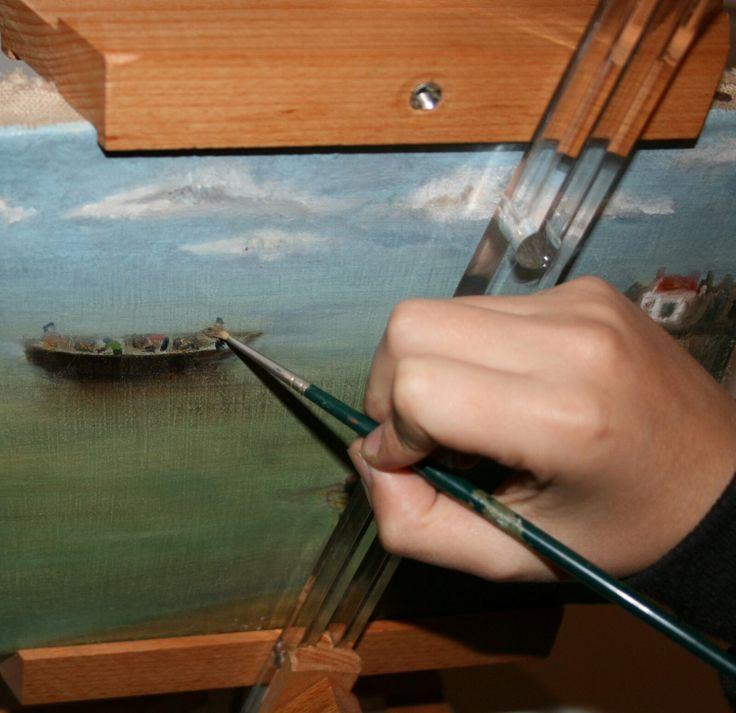 Il polsigrafo     un innovazione nella pittura artistica , vi permette di…
