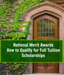 The National Merit Scholarship program can be one way to earn big college scholarships. Here's useful information on the National Merit Scholar process. Find out how to find colleges and universities that offer scholarships including tuition and room and board.