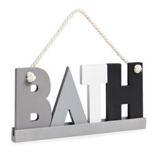 Wilko Bath Sign