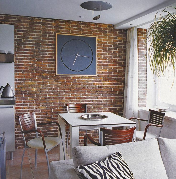 Best 25 Brick Veneer Wall Ideas On Pinterest: 25+ Best Ideas About Interior Brick Walls On Pinterest