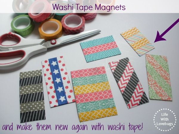 how to make washi tape to sell
