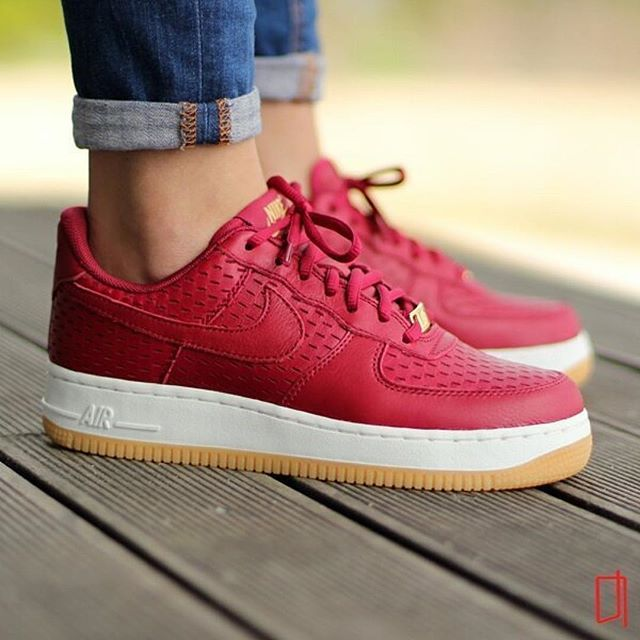 Sneakers femme - Nike Air Force One by @porta188