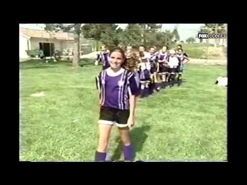 Alex Morgan - Old FOX Soccer Exclusive
