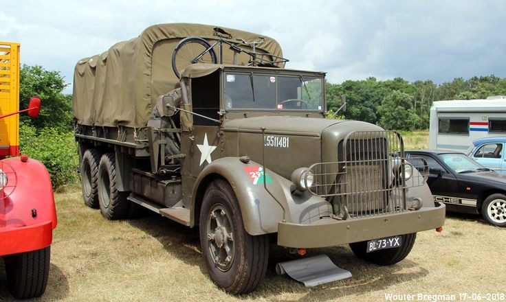 Mack NR4D 1944 Army truck, Mack trucks, Military vehicles