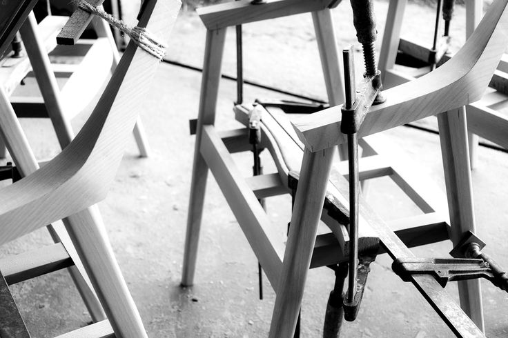 Construction Detail of Quattro Chair