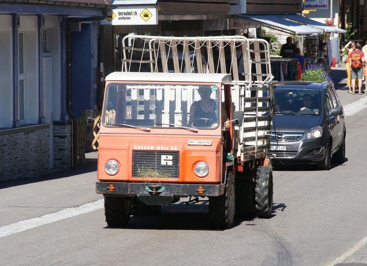Tracteur / Schweiz