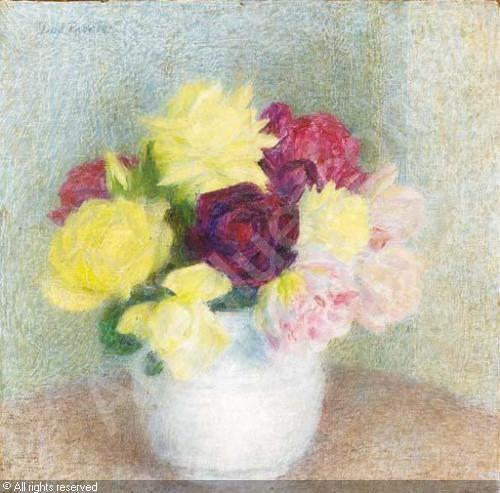 dod procter | PROCTER Dod,Still life with Roses,Christie's,London