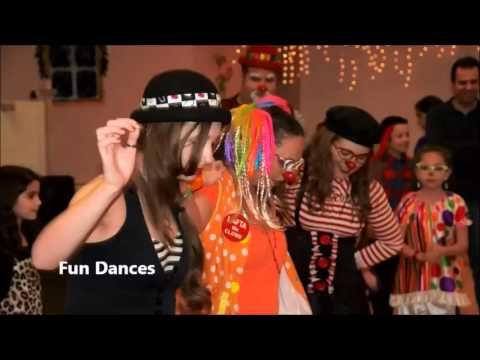 Kids Party Clowns For Hire