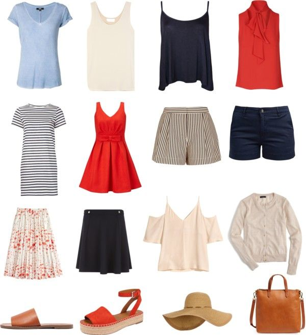 Italy: Summer - packing guide, what to wear for each season