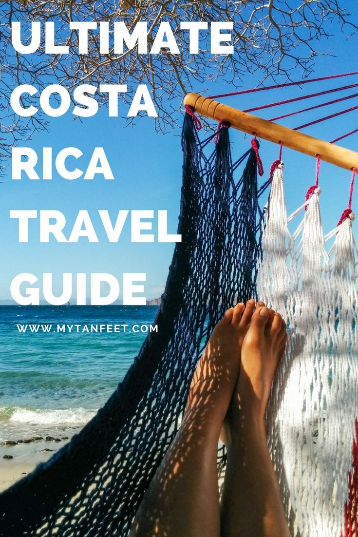 Ultimate survival guide to Costa Rica: information about driving, mosquitoes, visiting in rainy season, safety and more https://mytanfeet.com/costa-rica-travel-tips/the-ultimate-survival-guide-to-traveling-in-costa-rica/