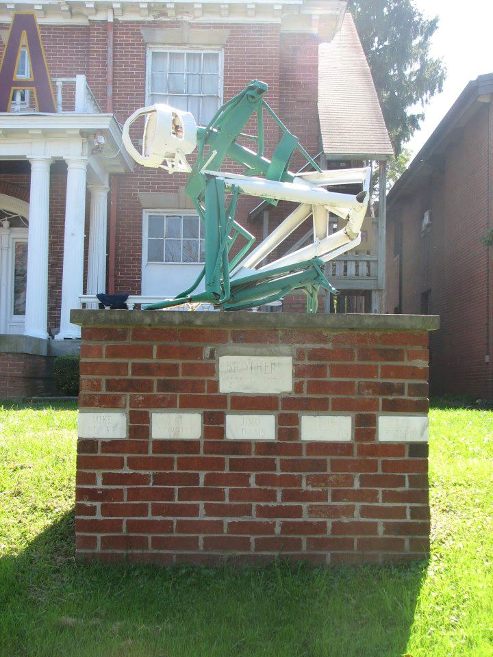 PIKE Fallen Brother memorial to PIKE fraternity brothers
