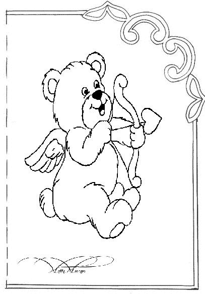 300 Best Coloring Bear Images