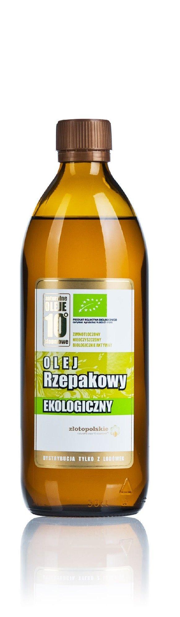 Olej rzepakowy EKO