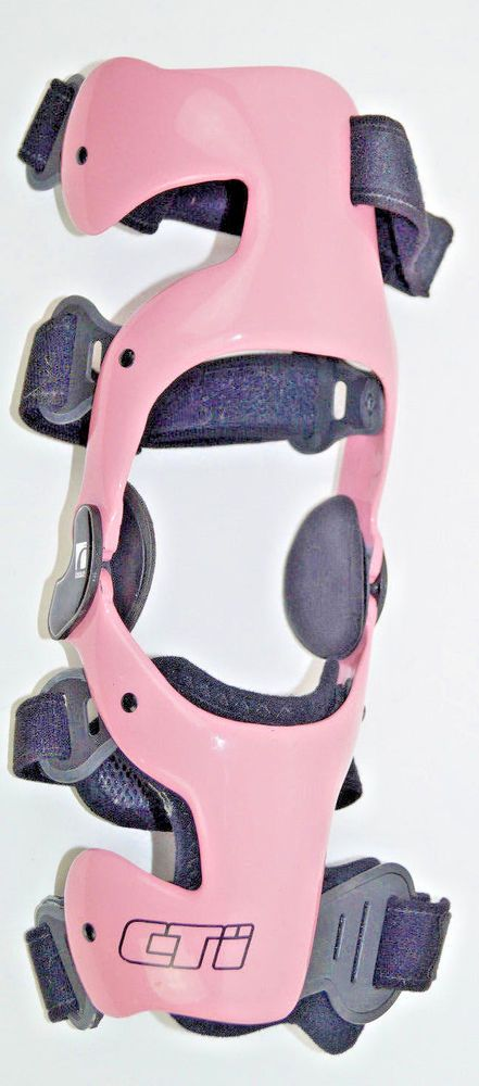 OSSUR Custom CTi Right Knee Brace Pink Womens ACL/MCL   #Ossur
