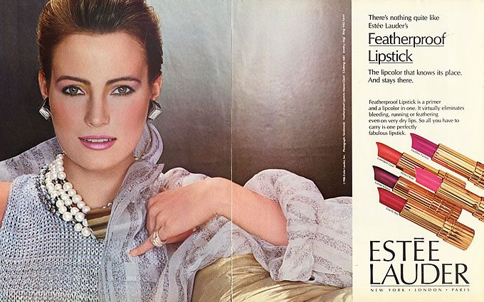 Willow Bay for Estee Lauder